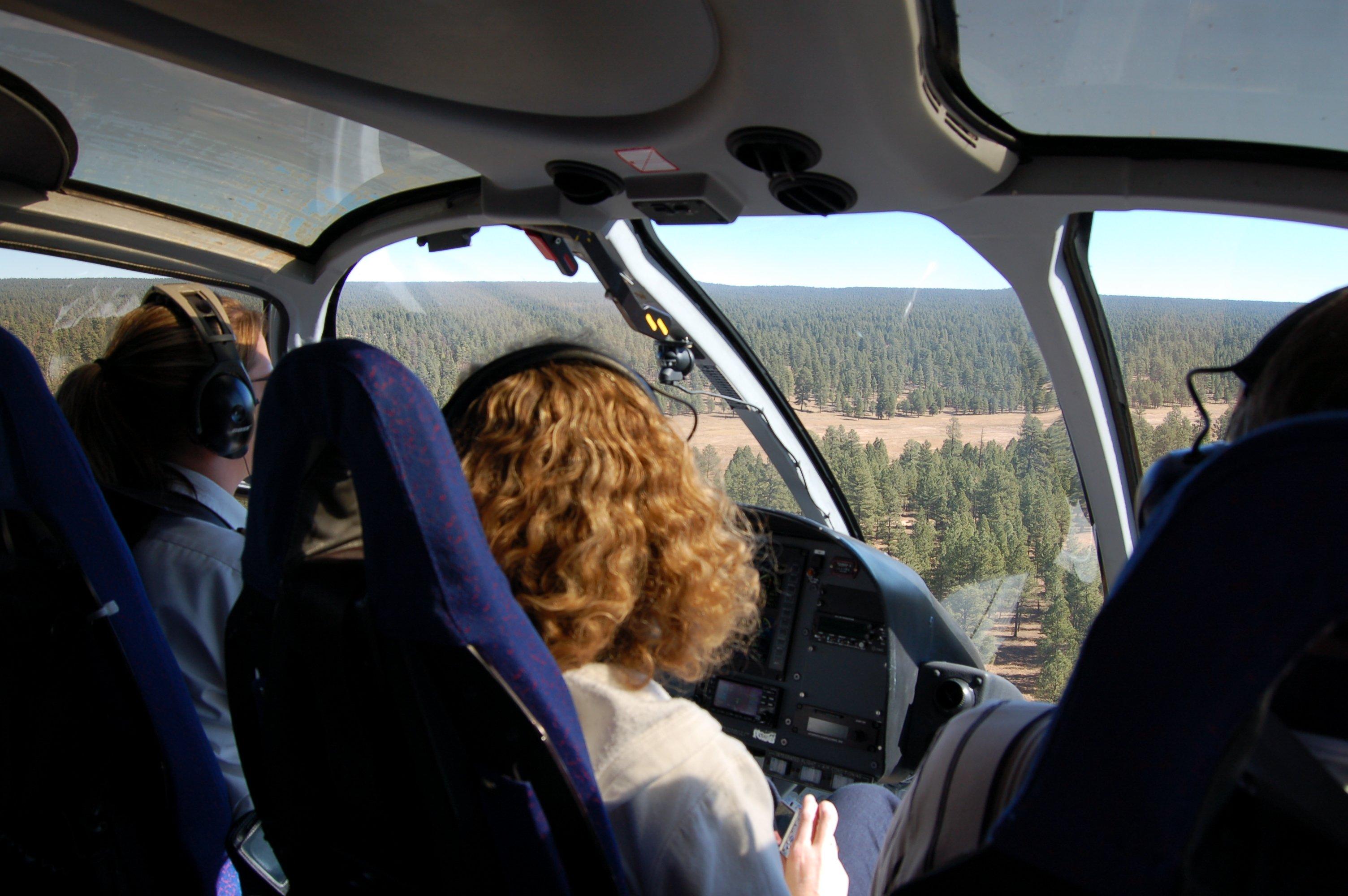 Helikopervlucht Grand Canyon