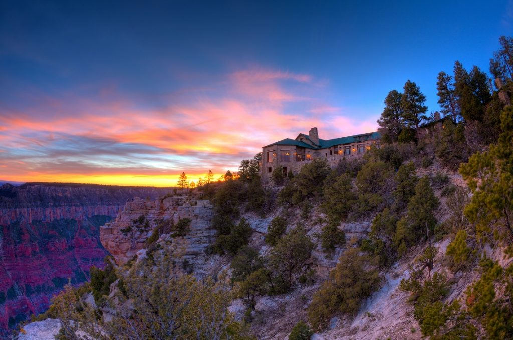 Hotel Grand Canyon