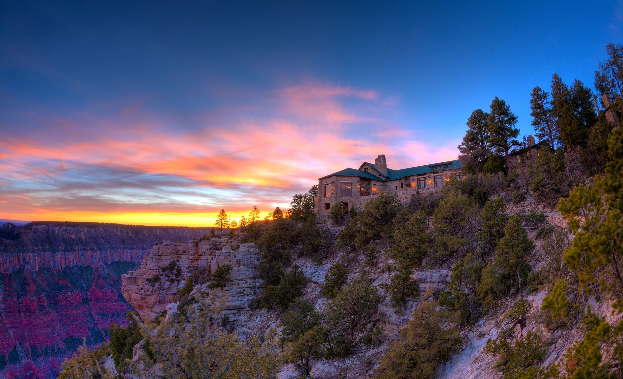 Hotels in de Grand Canyon